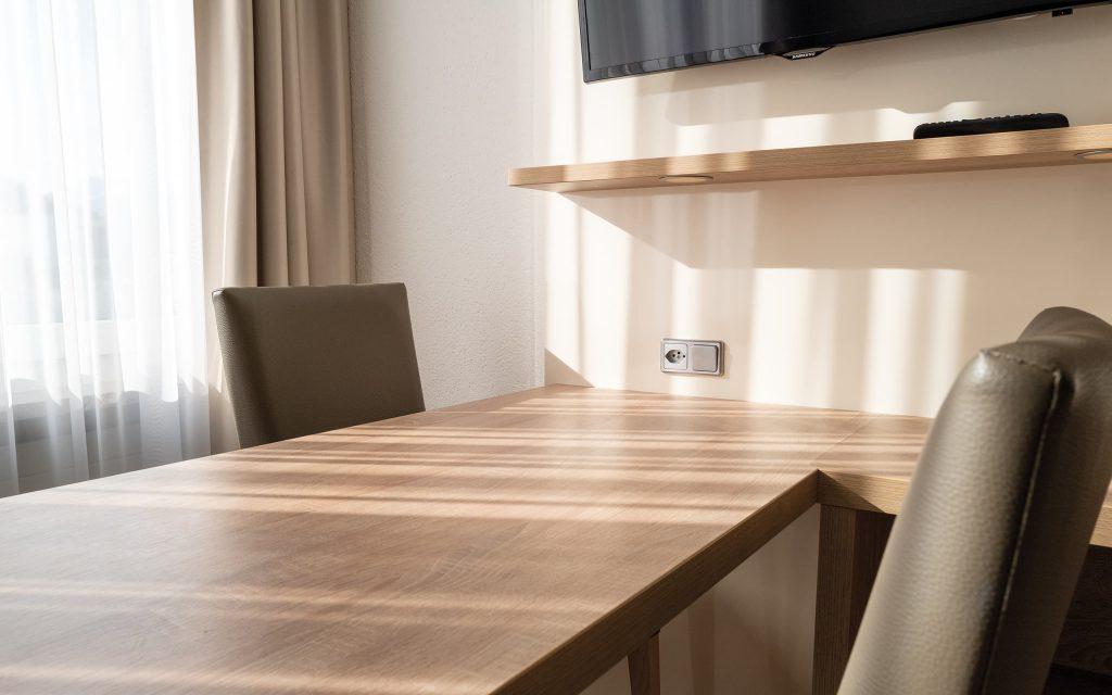 Appartement in Triesen Esstisch