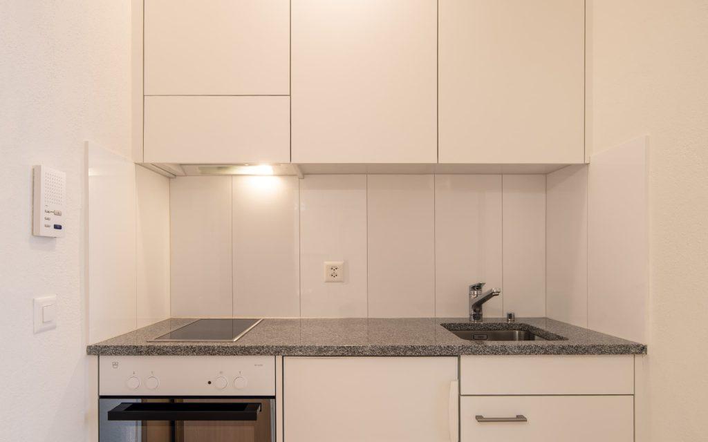 Appartement in Triesen Küche